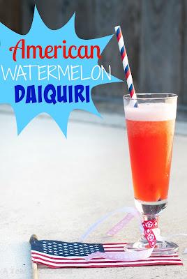 Patriotic, American, Cocktail