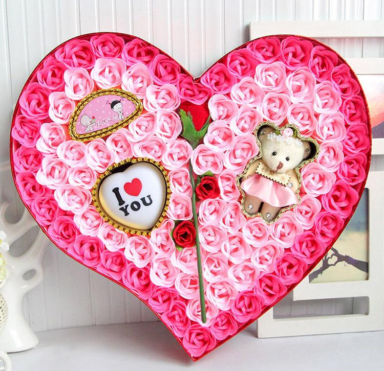 Im Genes De Amor Bonitas Obsequio Especiales En San Valent N
