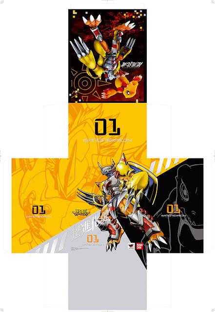 Digivolving Spirits Super Evolution Soul