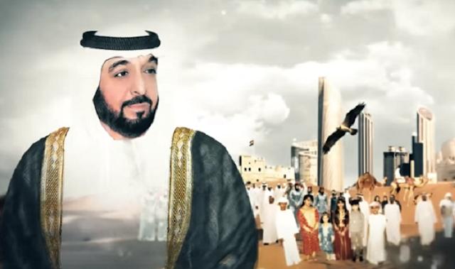 حقيقة حالة الشيخ خليفة بن زايد
