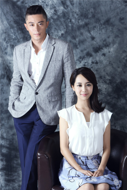 Ruby lin/wallace huo/dating rumor has it lyrics
