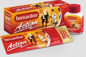 Kegunaan Vitamin Hemaviton {Canarias Deportiva}