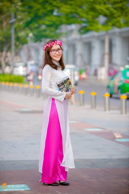 thuê áo dài 100 Trần Đại Nghĩa