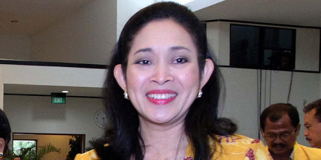 Titiek Soeharto: Airlangga Jabat Ketum Hanya Sampai 2019