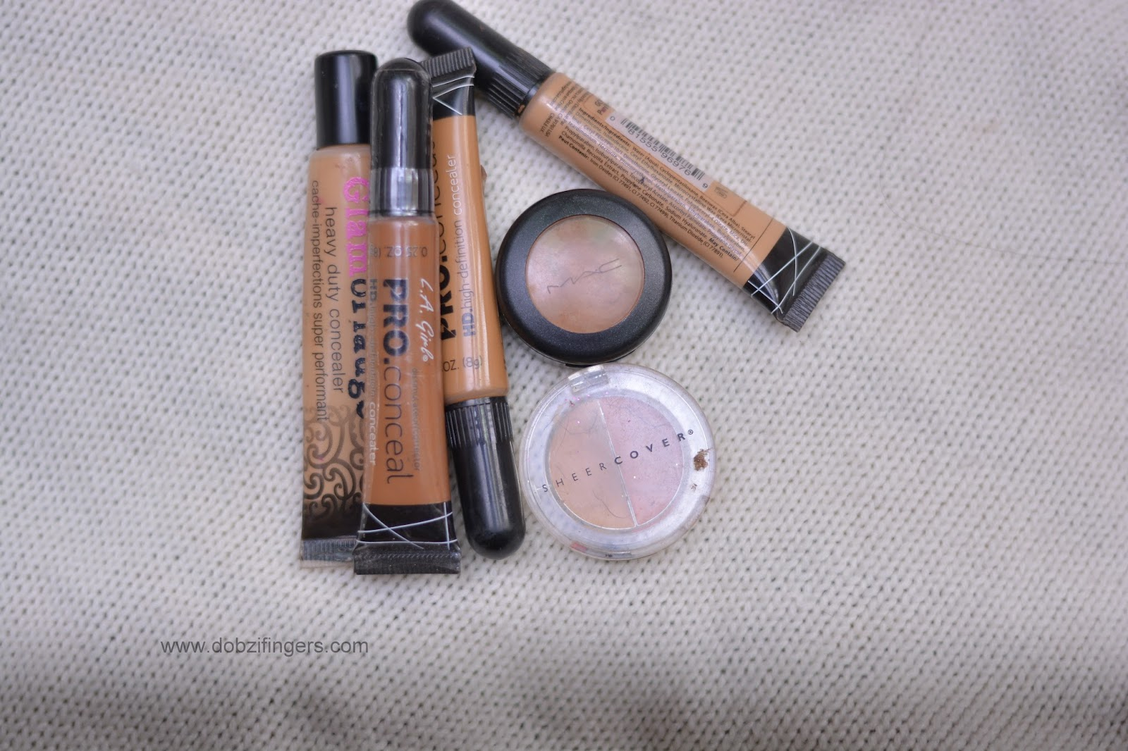 Makeup Product Essentials for beginners