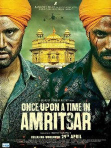 Once Upon a Time in Amritsar (2016) DVDRip Punjabi Full Movie Watch Online Free