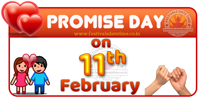 Promise Day Date in Valentine Week