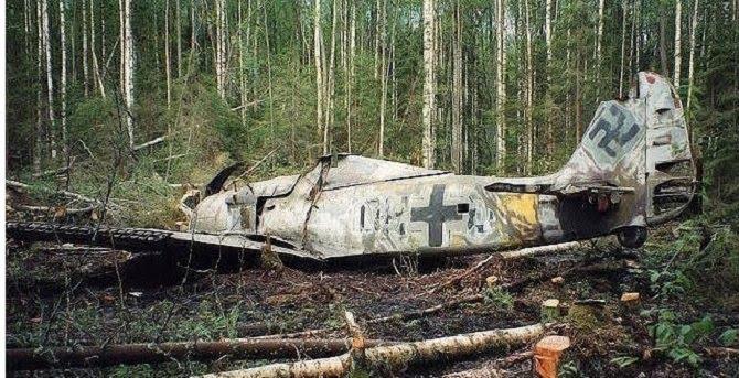 Η ανακάλυψη και αποκατάσταση ενός αεροσκάφους Fw 190 της  Luftwaffe (vid)