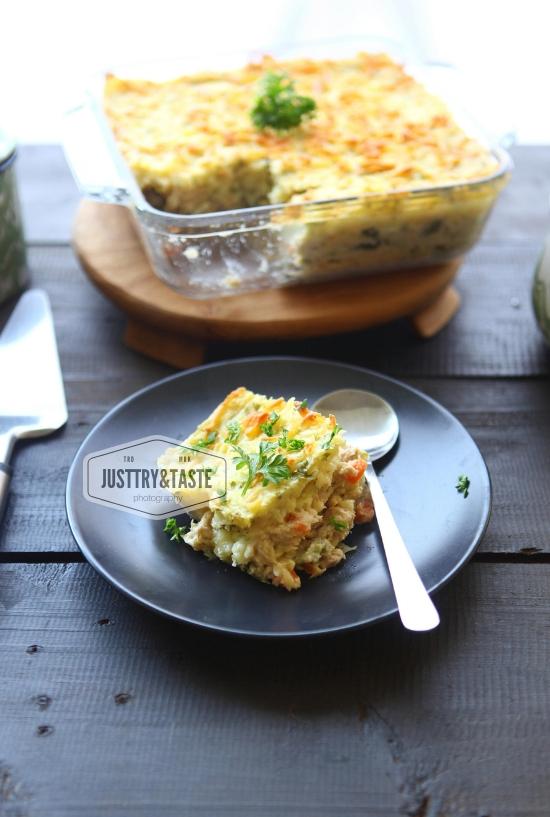 Resep Tuna Potato Pie JTT