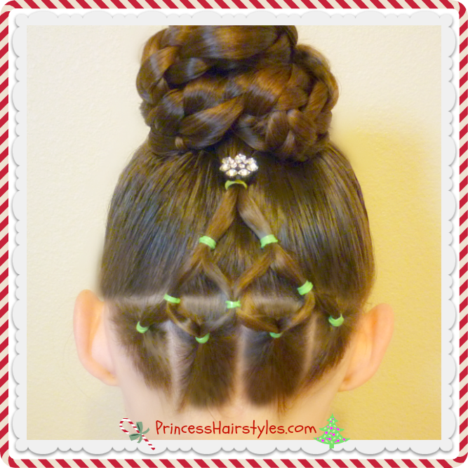 Hairstyles For Girls Princess Hairstyles - Hairstyle bun videos