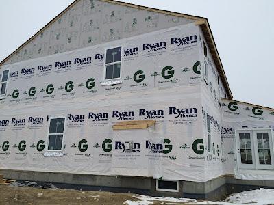 Ryan Homes exterior