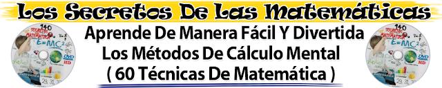 Secretos De Las Matematicas