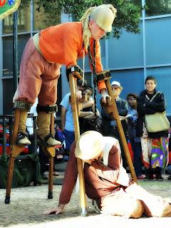 Grupo Oigalê - Negrinho do Pastoreio - Negrinho encontra o cavalo baio
