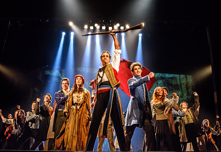 Les Misérables - O Musical