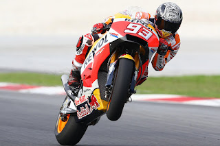 Marquez Confirm it Body As 'King' German MotoGP