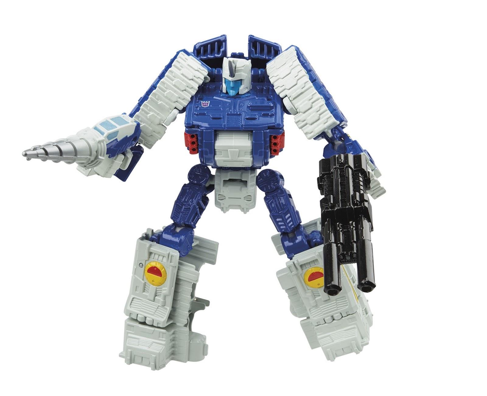 Transformers News: Transformers Combiner Wars Liokaiser