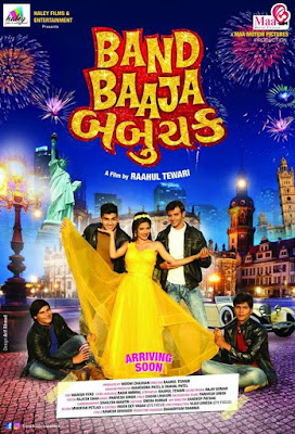 Band Baaja Babuchak 2017 480p 300MB Movie Download