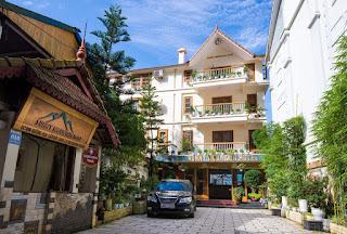 khách sạn Sunny Mountain hotel