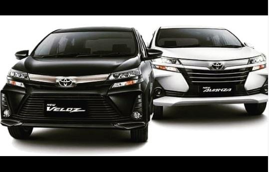 Toyota Avanza Warna Hitam menjadi Varian yang paling disukai
