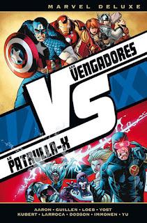 Los vengadores: VvX: VS