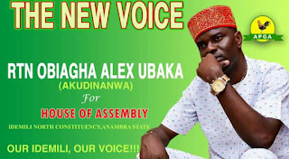 We Can Only Vote for APGA if the Party Cedes the House of Assembly Ticket to Us - Obosi Community