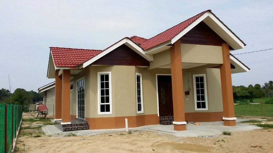 700 Gambar Rumah Sederhana Belum Jadi Gratis Terbaru