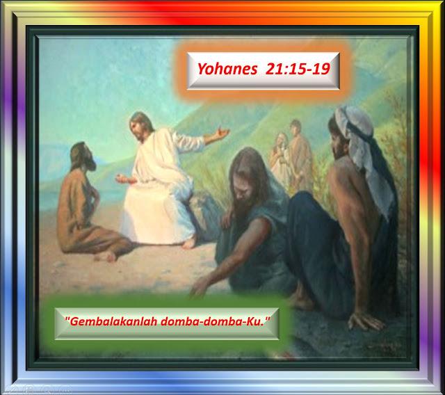 YOHANES 21:15-19