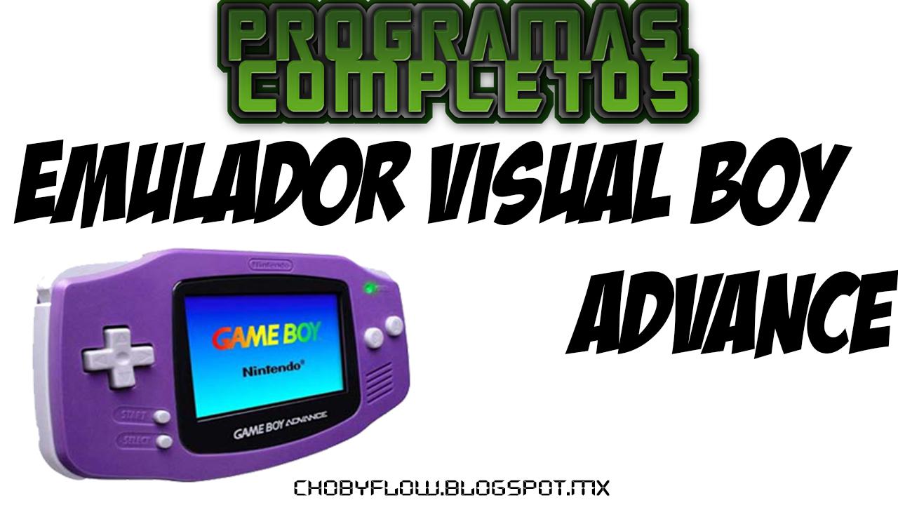 descargar visualboy advance pc