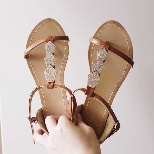 sandals cheap uk embellished