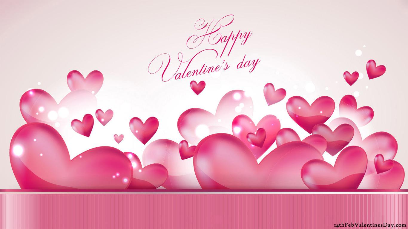 Best Happy Valentines Day Desktop Wallpapers 2018