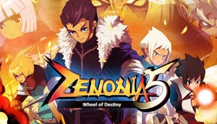 Zenonia 5 v1.2.7 Mod Apk Full Unlimited + Offline For Android