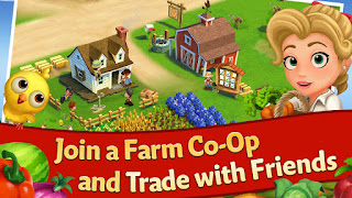 Free download FarmVille 2 Country Escape Mod v6.9.1407 Apk Unlimited Kyes