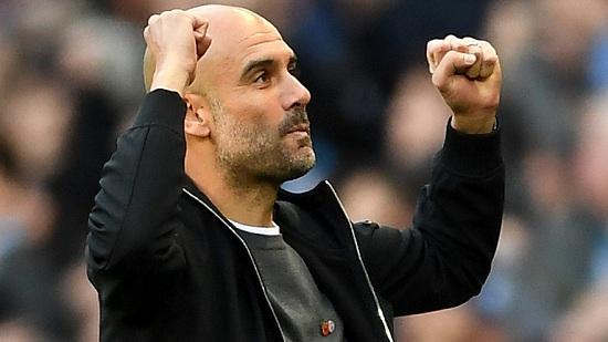 Pep Guardiola dẫn dắt Bayern Munich vô địch Bundesliga sớm.