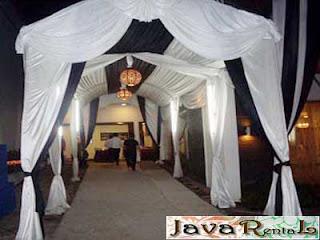 Sewa Tenda Canopy - Rental Tenda Canopy Pernikahan