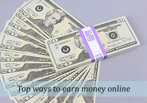 Top Ways to Earn Money Online