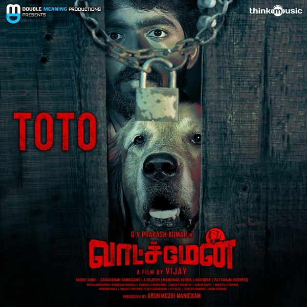 Watchman Tamil Poster