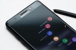 Fungsi Baru Stylus Samsung Galaxy Note 9