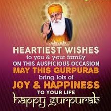 Heartiest Wishes On Gurupurab