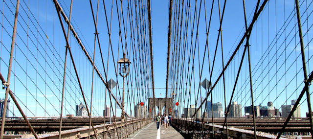 The Christina Truong Network. Through the Lens. Touring New York Photography Brooklyn Bridge