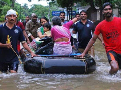 Kerela Floods: Hundreds Killed in Kerela as India witnessed huge floods