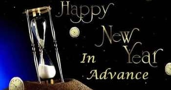 [Use]   HAPPY NEW YEAR IN ADVANCE   2021