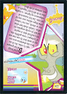 My Little Pony Discord Series 2 Trading Card
