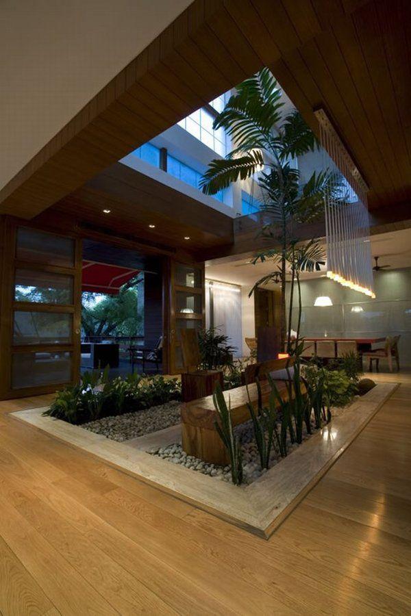 casas minimalistas y modernas patios modernos