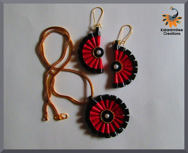 paper earrings handmade paper jewellery tutorial - photo #40