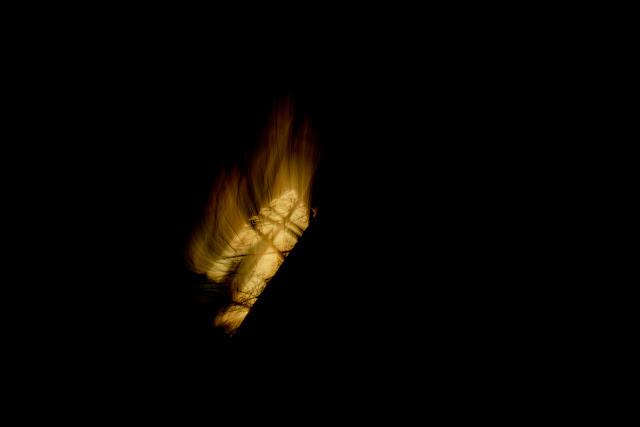 Widok z okna. Fotografia koncepcyjna. Abstrakcja. Fotografia odklejona. fot. Łukasz Cyrus