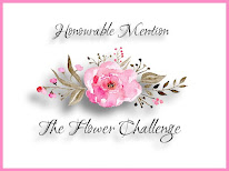 The Flower Challenge Honorable Metion
