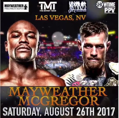 Mayweather vs McGregor 2017 720p HDTV 550Mb x264