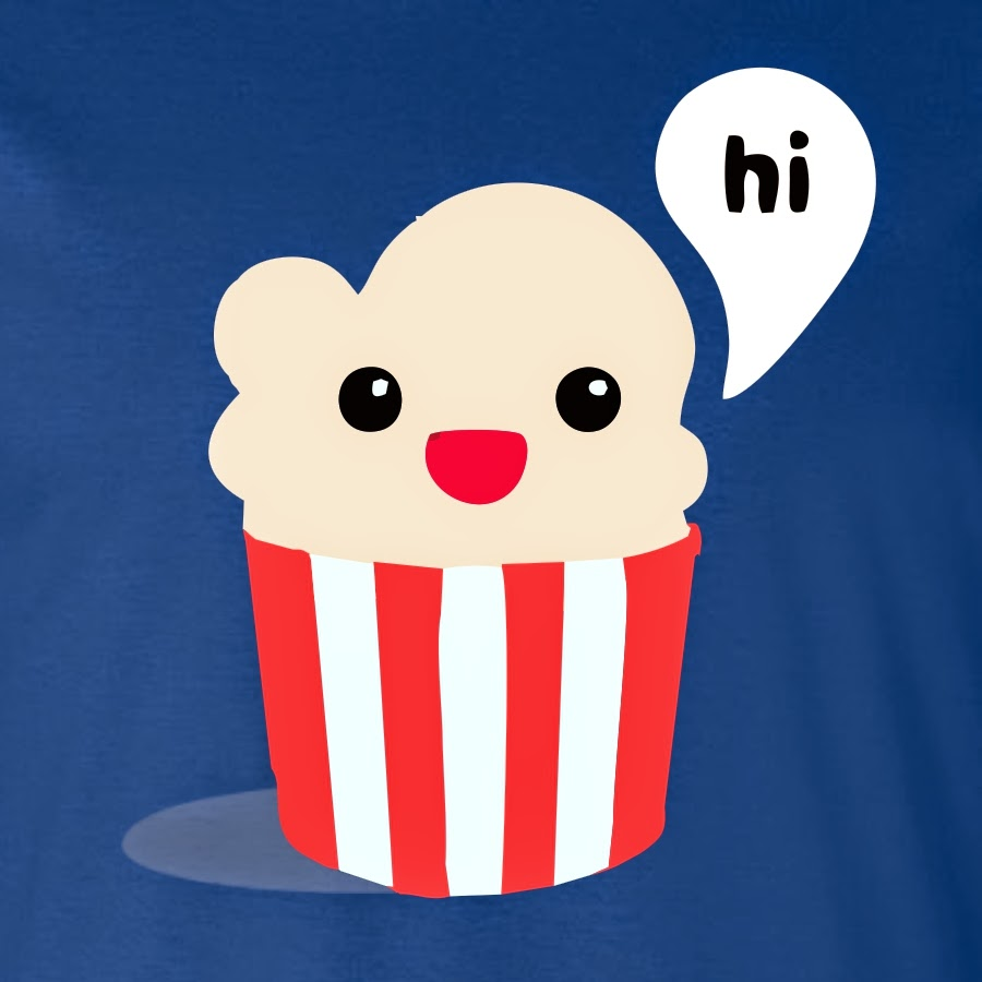 DriveMeca Popcorn Time logo