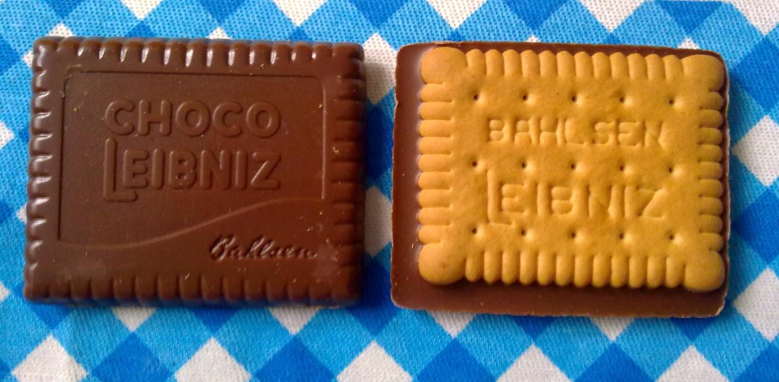 kekse schokolade orange bahlsen