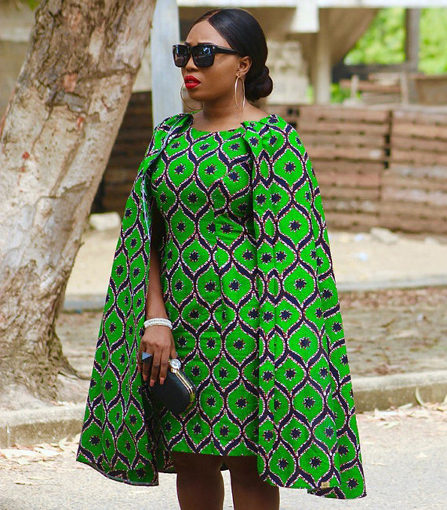 12 Gorgeous African Print Dresses For Wedding Guests Ciaafrique